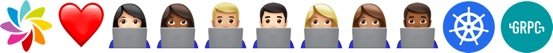 emoji of developers